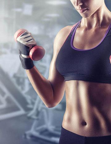 Women's fitness program